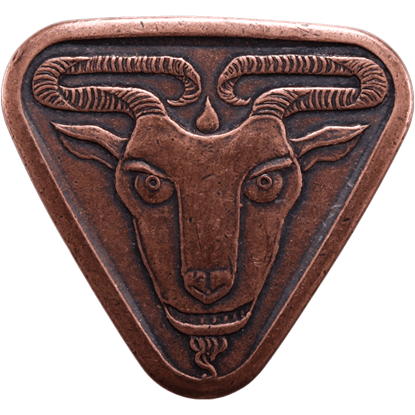 Black Goat of Qohor Coin