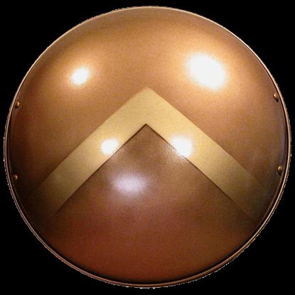 Steel Greek 300 Spartan Shield