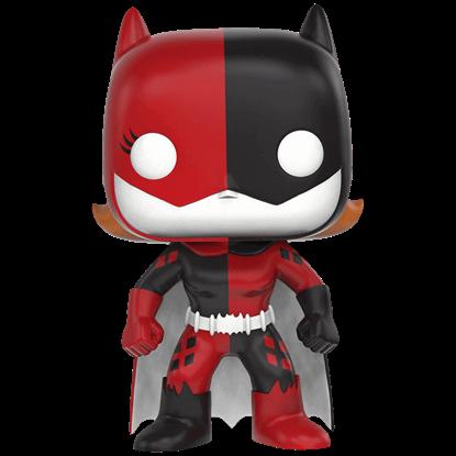 Batgirl Impopster Harley Quinn POP Figure