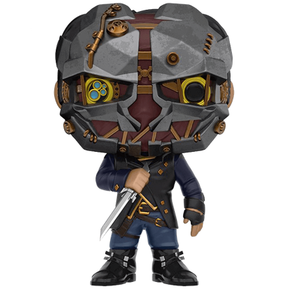 Dishonored 2 Corvo POP Figure