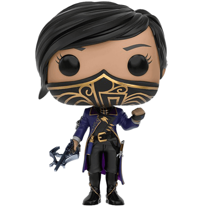 Dishonored 2 Emily POP Figure