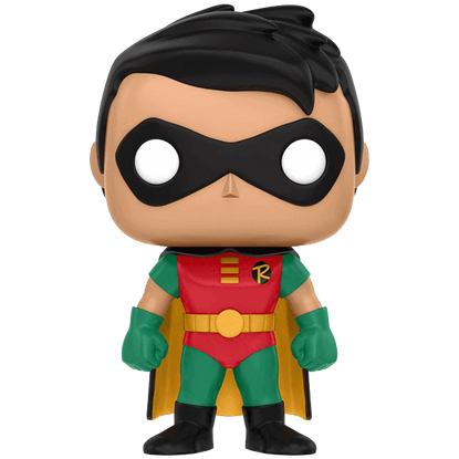 Batman The Animated Series Robin POP Figure