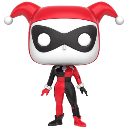 Batman The Animated Series Harley Quinn POP Figure