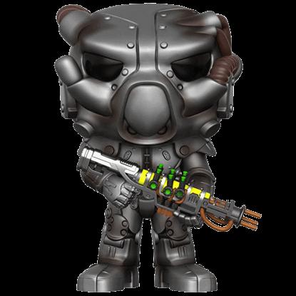 Fallout 4 X01 Power Armor POP Figure
