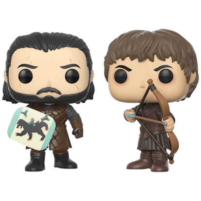 Battle of the Bastards POP Figure Set
