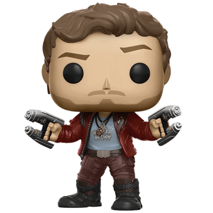 Guardians of the Galaxy 2 Star-Lord POP Figure