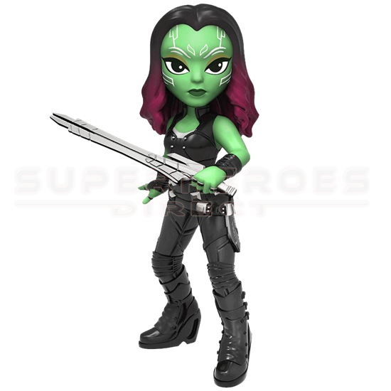 Guardians Of The Galaxy 2 Gamora Rock Candy Vinyl Figure Fk 13006