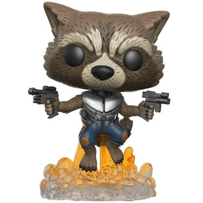 Guardians of the Galaxy 2 Rocket POP Figure