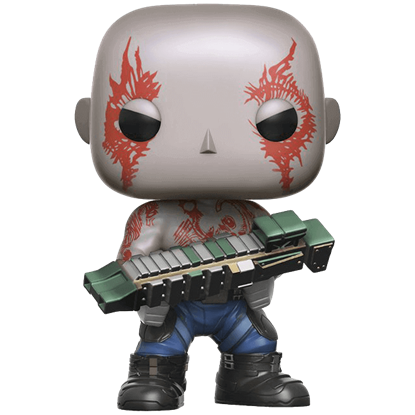 Guardians of the Galaxy 2 Drax POP Figure