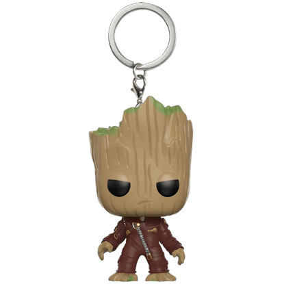 Guardians of the Galaxy 2 Groot POP Keychain