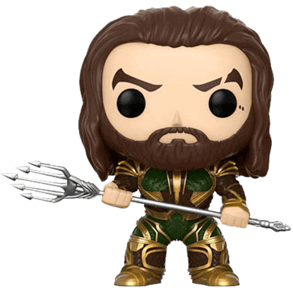 Justice League Aquaman POP Figure