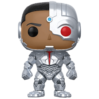 Justice League Cyborg POP Figure