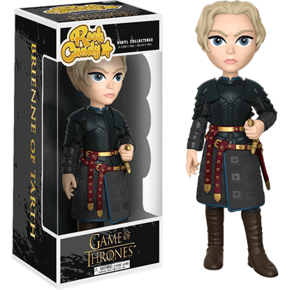 Brienne of Tarth Rock Candy Figure