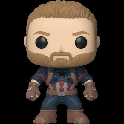 Infinity War Captain America POP Figure