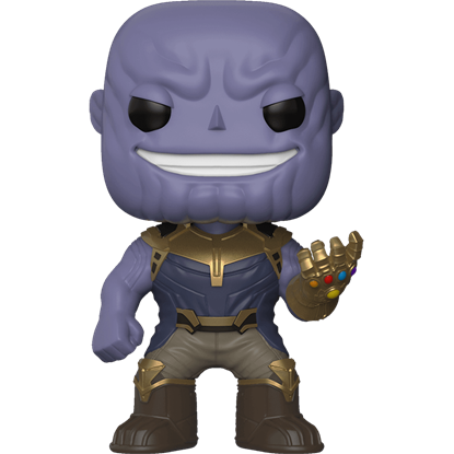 Infinity War Thanos POP Figure
