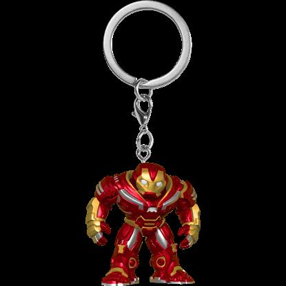Infinity War Hulkbuster POP Keychain