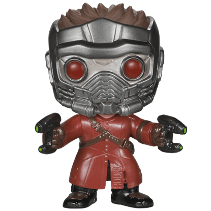 Guardians of the Galaxy Star-Lord POP Figure