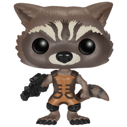 Guardians of the Galaxy Rocket Raccoon POP Figure