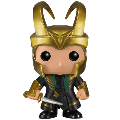 Marvel Loki POP Figure