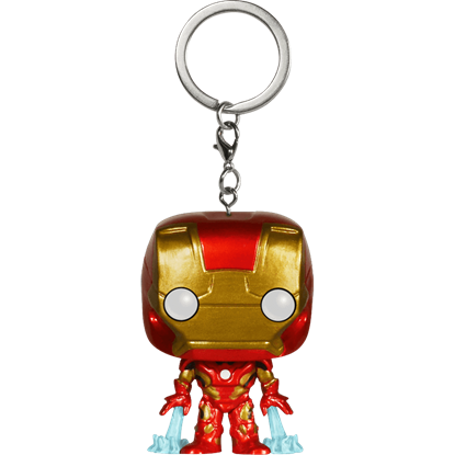 Avengers 2 Iron Man Pocket POP Keychain