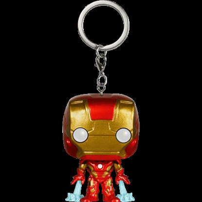 Avengers 2 Iron Man Pocket POP Keychain