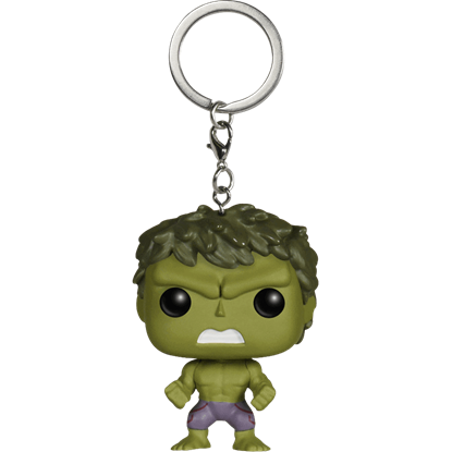 Avengers 2 Hulk Pocket POP Keychain