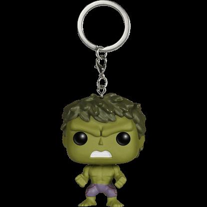 Avengers 2 Hulk Pocket POP Keychain
