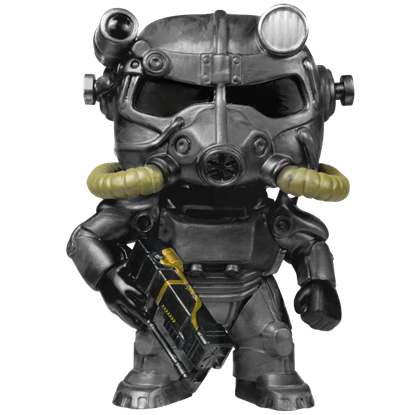 Fallout Brotherhood of Steel POP Figure