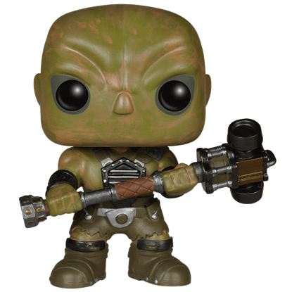 Fallout Super Mutant POP Figure