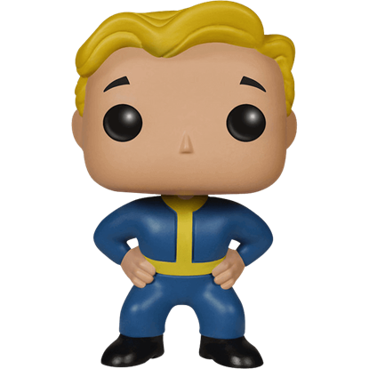 Fallout Vault Boy POP Figure