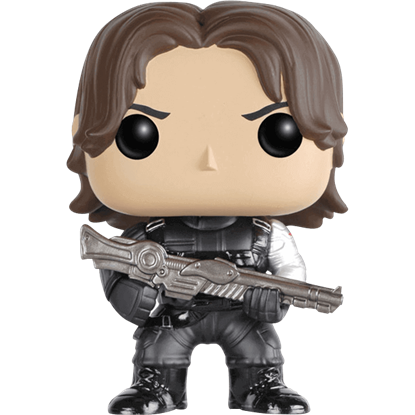 Civil War Winter Soldier POP Figure