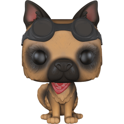 Fallout 4 Dogmeat POP Figure