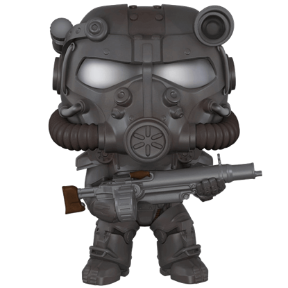 Fallout 4 T-60 Power Armor POP Figure