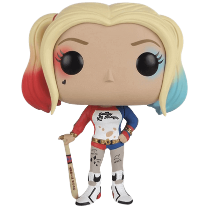Suicide Squad Harley Quinn POP Figure