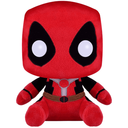 Marvel Deadpool Mega POP Plush