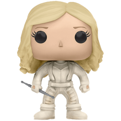 DC Legends of Tomorrow White Canary POP Figure