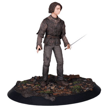Game of Thrones Arya Stark Statue