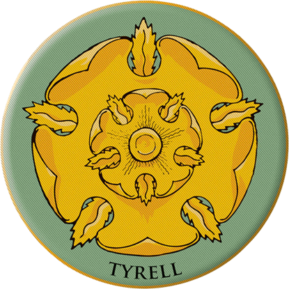 House Tyrell Game of Thrones Patch