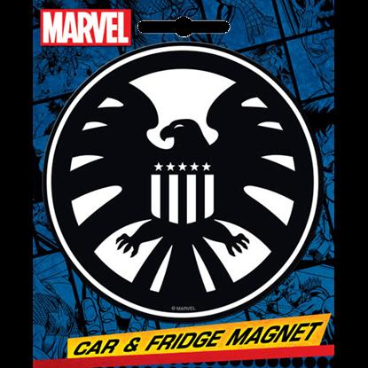S.H.I.E.L.D. Emblem Magnet
