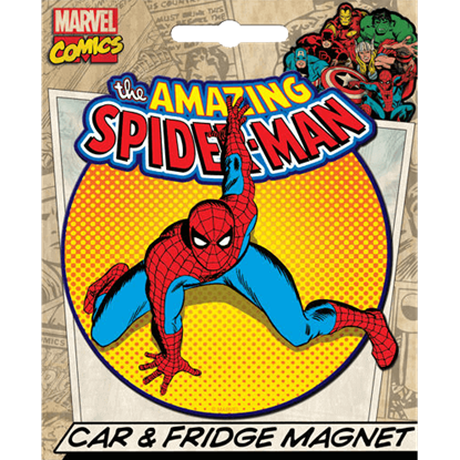 Amazing Spider-Man Magnet