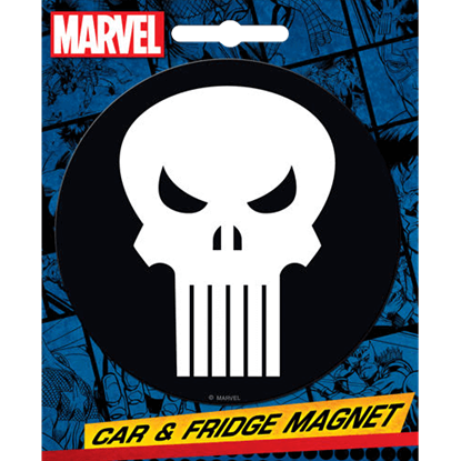 Punisher Emblem Magnet