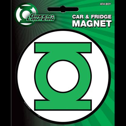 Green Lantern Logo Magnet