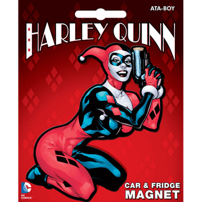 DC Comics Harley Quinn Magnet