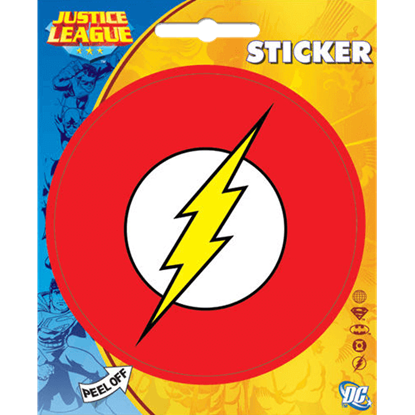 DC Comics The Flash Logo Sticker