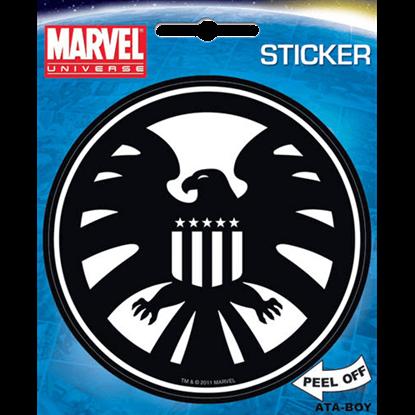S.H.I.E.L.D. Emblem Sticker