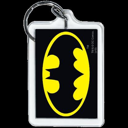 Batman Emblem Keychain
