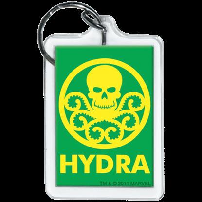 Hydra Emblem Keychain