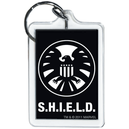 Marvel Agents of S.H.I.E.L.D. Keychain