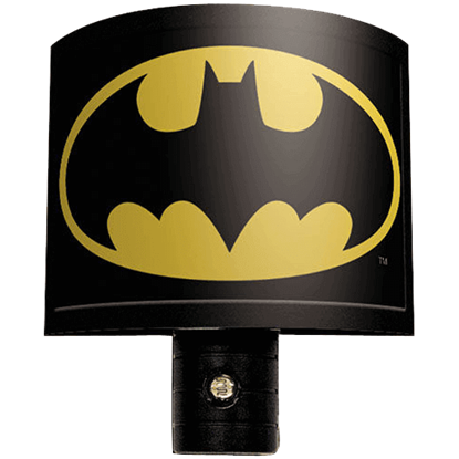 Batman Logo Night Light