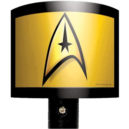 Star Trek Insignia Night Light